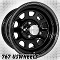 alufelni MIX US 767 black