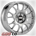 alufelni BBS BBS CO winter sport silver